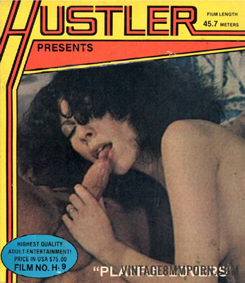 Hustler 9 - Playful Lovers