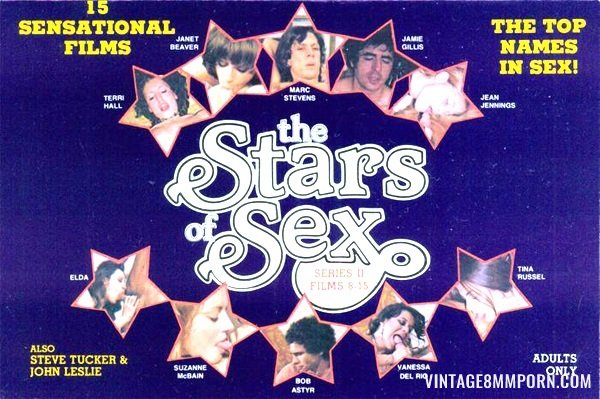 The Stars of Sex 14 - The Ravaging Mob!