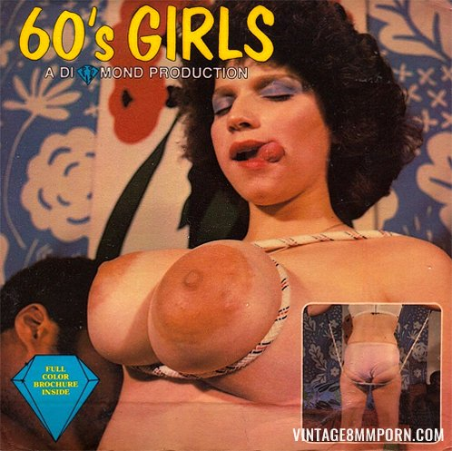 60′s Girls 9 – Jumping Tits