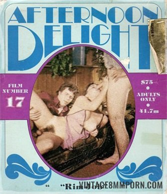 Afternoon Delight 17 - Rim Job