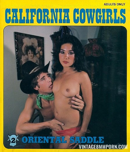 California Cowgirls 2 - Oriental Saddle