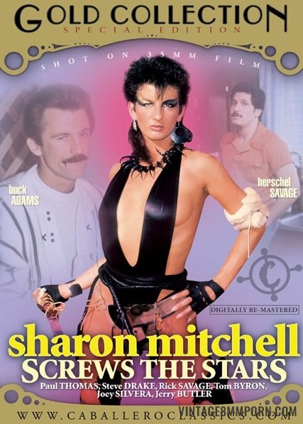 Sharon Mitchell Screws The Stars (1980s)