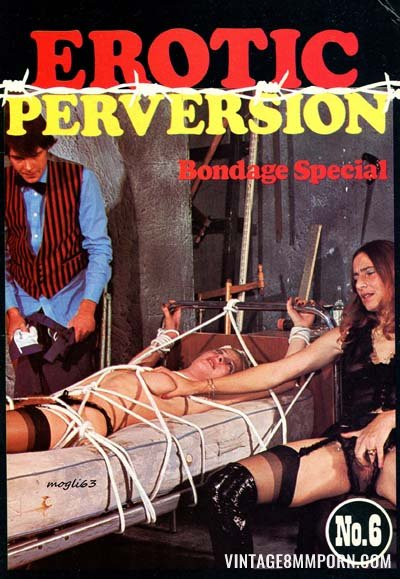 Erotic Perversion magazine 6 - Bondage Special