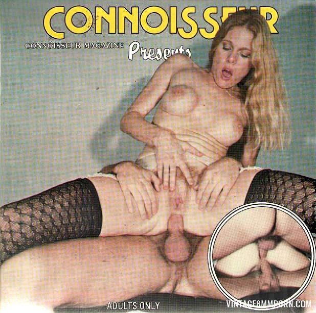 Connois Seur Film 9 - Anal Lady