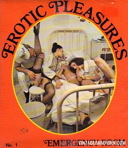 Erotic Pleasure 1 - Emergency Room
