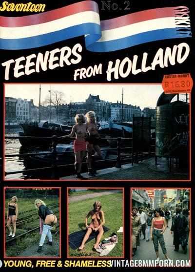 Teeners from Holland 2