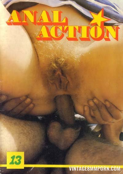Anal Action 13 (NL)