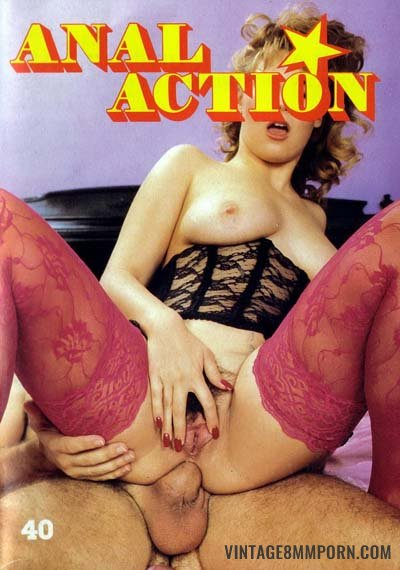 Anal Action 40 (NL)